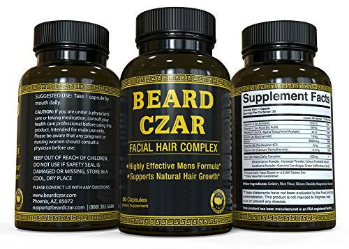 Beard Czar reviews