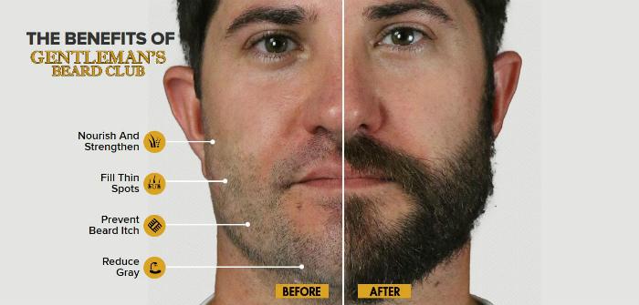 Gentleman beard club pills reviews