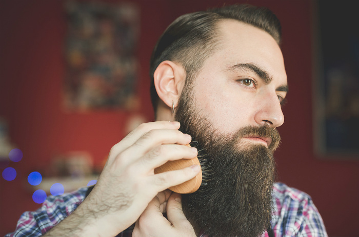 how to groom a beard properly