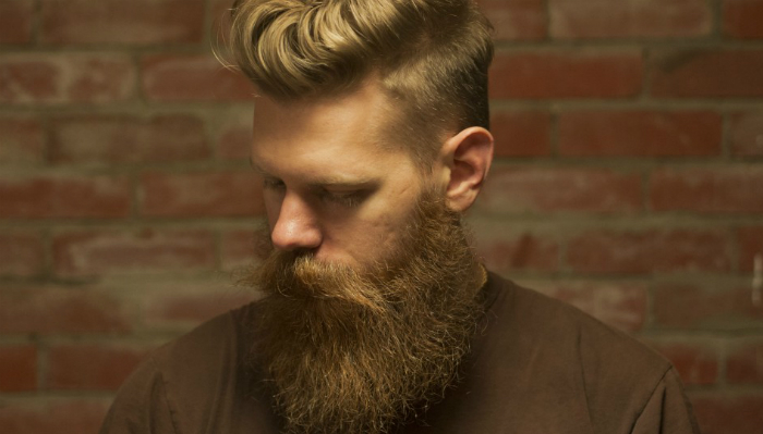 how to grow your beard naturally at home