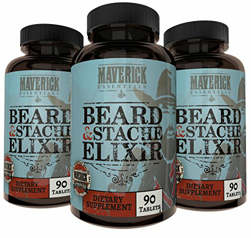 maverick beard growth review