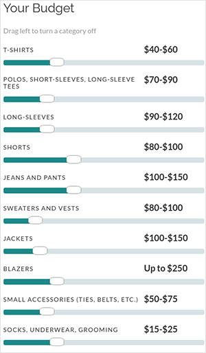 bombfell clothing prices