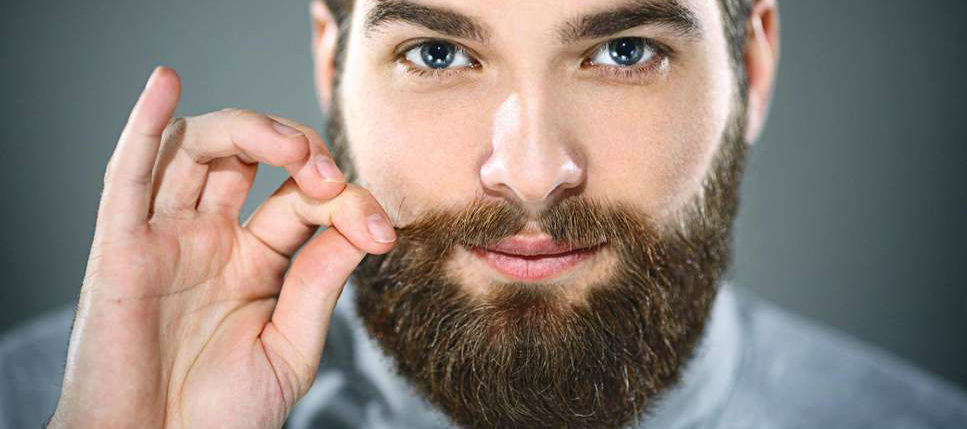 natural beard straightener
