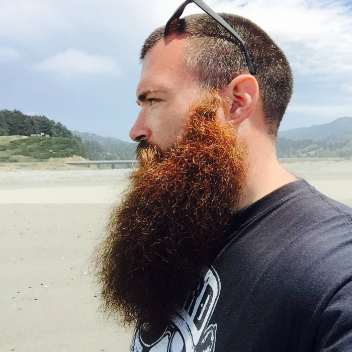 summer beard care